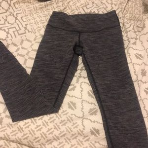 Lululemon Wonder Under full length pant//Size 4